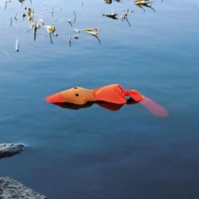 """Игрушка """"Плавающая утка"""", полиэстер"""