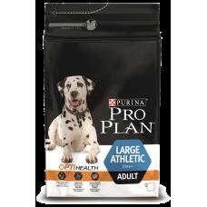 Pro Plan корм для собак крупных атлетических пород с курицей и рисом