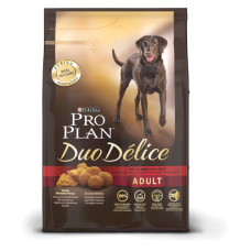 Pro Plan Duo Delice корм для собак с говядиной и рисом