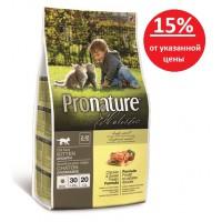 Скидка 15% на сухой корм Pronature Holistic для котят в г. Омске