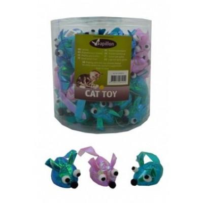 """Игрушка для кошек """"Мышка шуршащая"""""""
