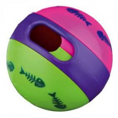 Мяч для лакомств для кошек, ф 6 cm