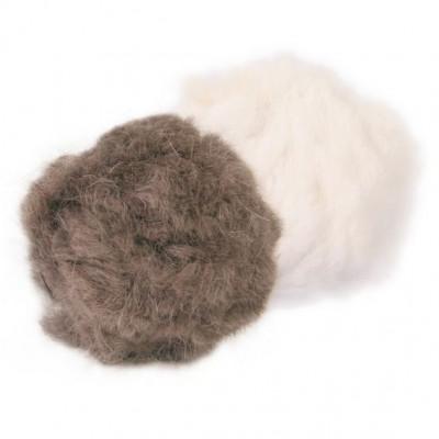 Мяч меховой
