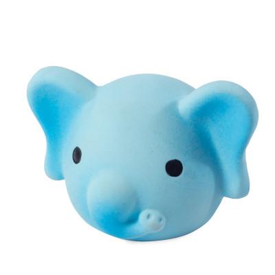 """Игрушка Mini Dogs для собак мелких пород из латекса """"Слоненок"""", 60мм"""
