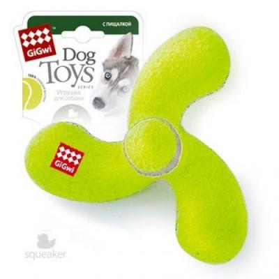 """Игрушка для собак """"Джек с пищалкой"""""""
