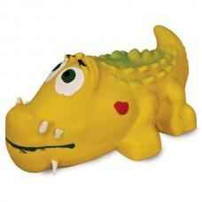 Крокодил из латекса