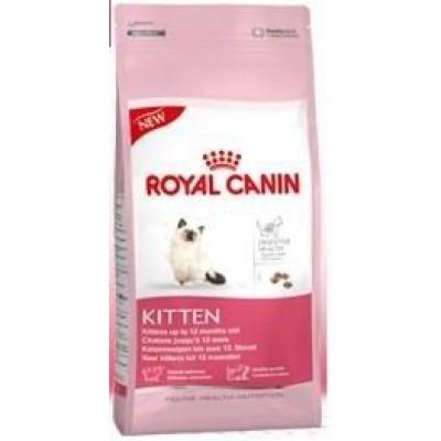 "Royal Canin ""Kitten"" корм для котят от 4 мес. до 12 мес."