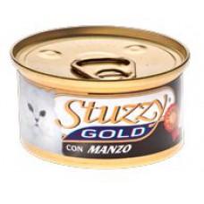 "Stuzzy Gold корм для кошек ""Мусс из говядины"""