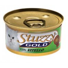 "Stuzzy Gold корм для кошек ""Мусс из телятины"""