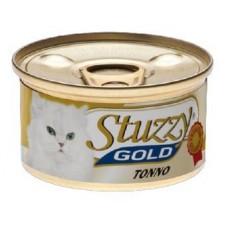 """Stuzzy Gold корм для кошек """"Тунец в собственном соку"""""""