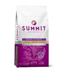 Summit корм для кошек три вида мяса: цыпленок, лосось, индейка