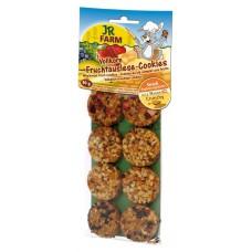 Jr Farm печенье для грызунов из непросеянной муки и фруктов