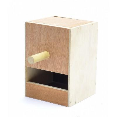 Гнездо для птиц 11x10.5x6 cm