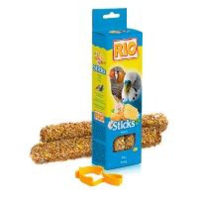 Rio палочки для волнистых попугайчиков и экзотов с мёдом