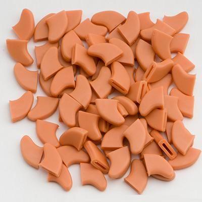 Антицарапки оранжевые