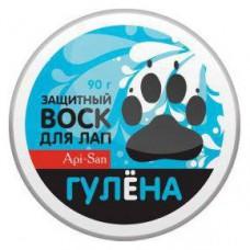 Защитный воск для лап собак Api-San Гулёна