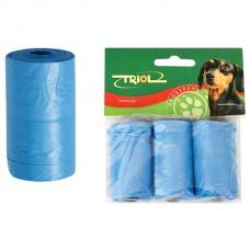 Пакеты для уборки за собаками (3 рулона)