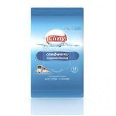 Cliny Влажные гигиенические салфетки (10шт)