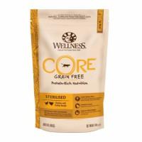 Корм Wellness CORE для кастрированных котов и кошек с индейкой и курицей